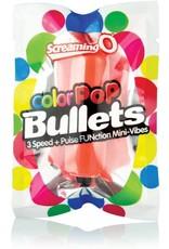 SCREAMING O SCREAMING O - COLOR POP 3 SPEED BULLET - ORANGE
