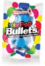 SCREAMING O - COLOR POP 3 SPEED BULLET - BLUE