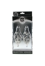 MASTER SERIES MASTER SERIES - RINGED MONARCH CLOVER CLAMP