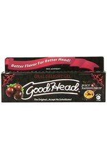 GOODHEAD ORAL DELIGHT GEL - PASSION FRUIT 4OZ
