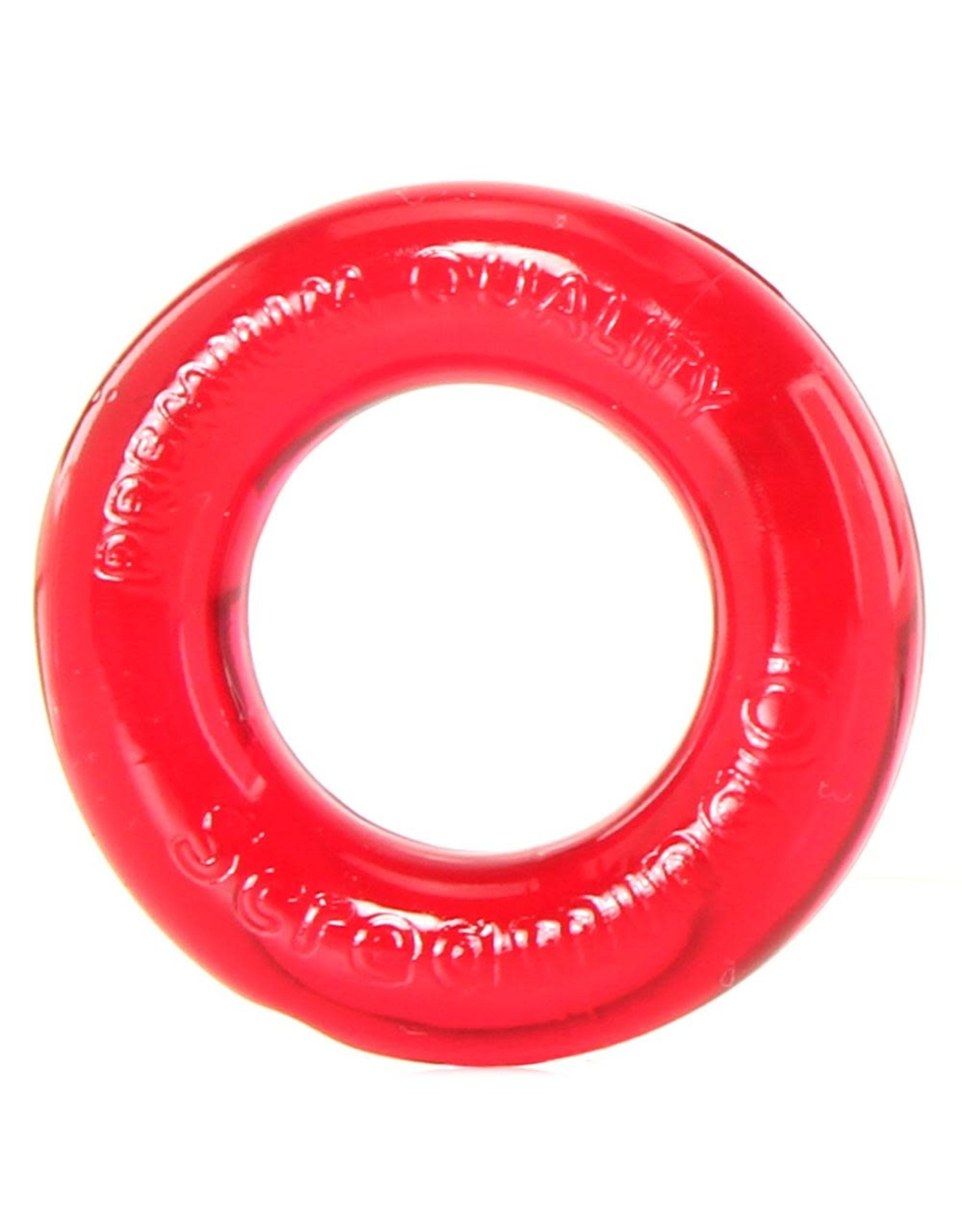 SCREAMING O - RING O'S SUPER STRETCHY C-RING - RED