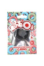 SCREAMING O SCREAMING O - RING O SUPER STRETCHY C-RING - BLACK