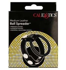 CALEXOTICS CALEXOTICS - LEATHER BALL SPREADER - MEDIUM