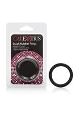 CALEXOTICS CALEXOTICS - BLACK RUBBER RING - MEDIUM