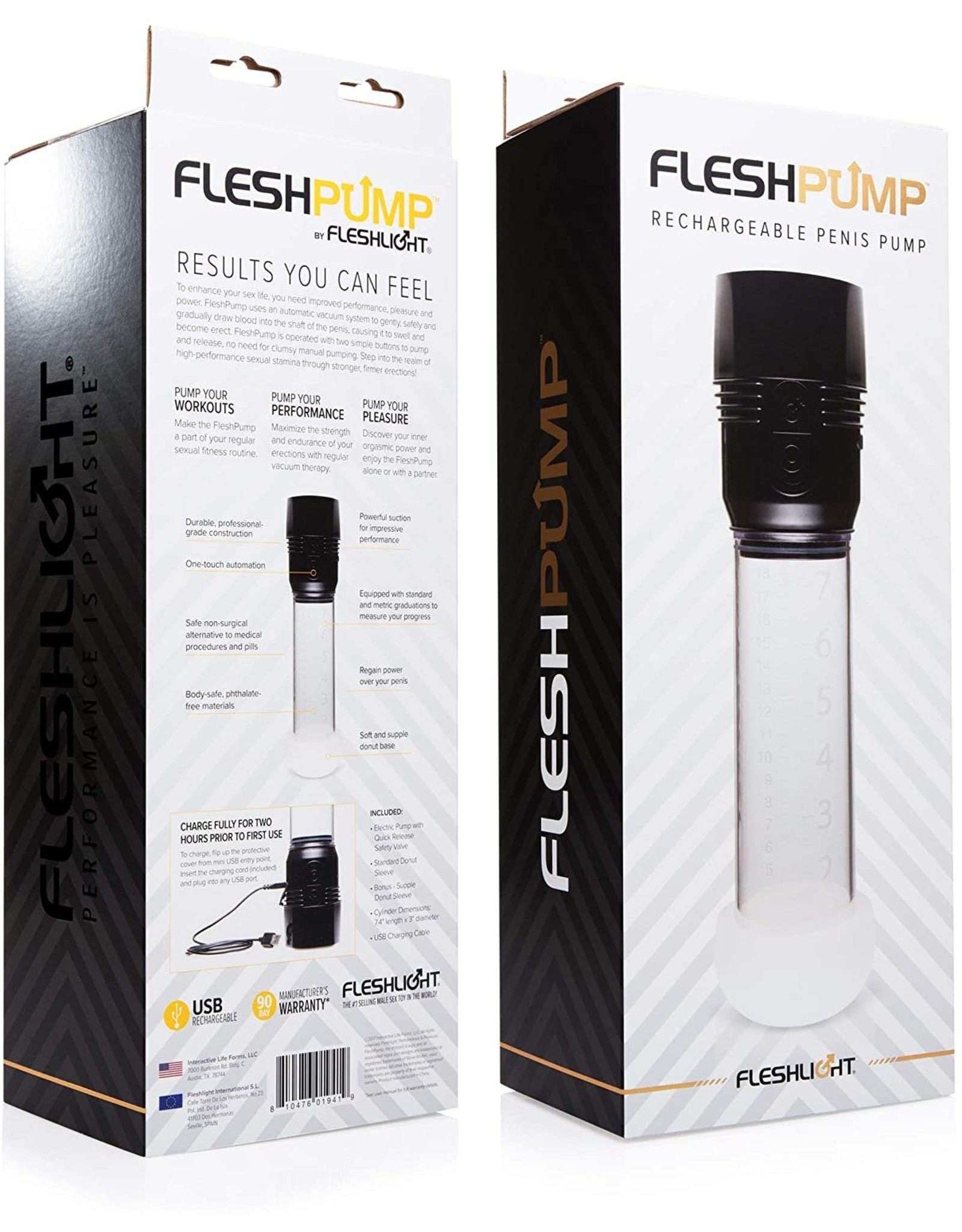 FLESHLIGHT - FLESHPUMP