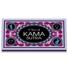 KAMA SUTRA A YEAR OF KAMA SUTRA