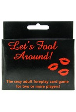 KHEPER GAMES LET'S FOOL AROUND THE CARD GAME