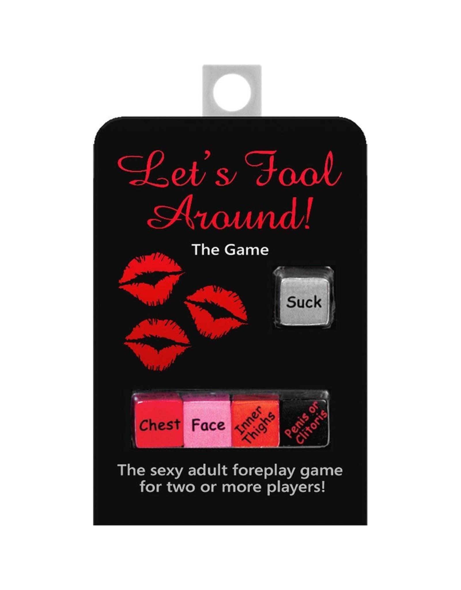 KHEPER GAMES LET'S FOOL AROUND DICE GAME