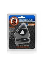 OXBALLS - TRI-SQUEEZE BALL SLING - BLACK