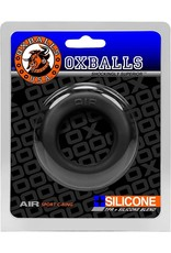 OXBALLS - AIR AIRFLOW COCK RING - BLACK