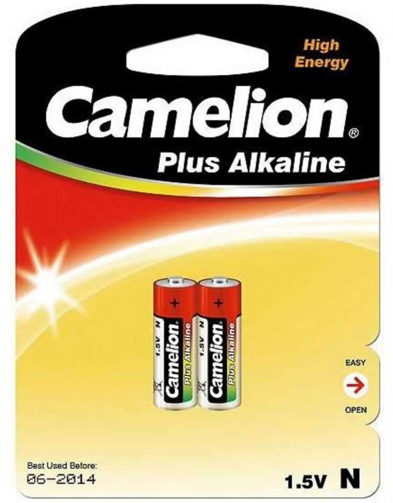 CAMELION  BATTERIES 1.5V - N