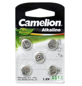 CAMELION ALKALINE BATTERIES - AG 13
