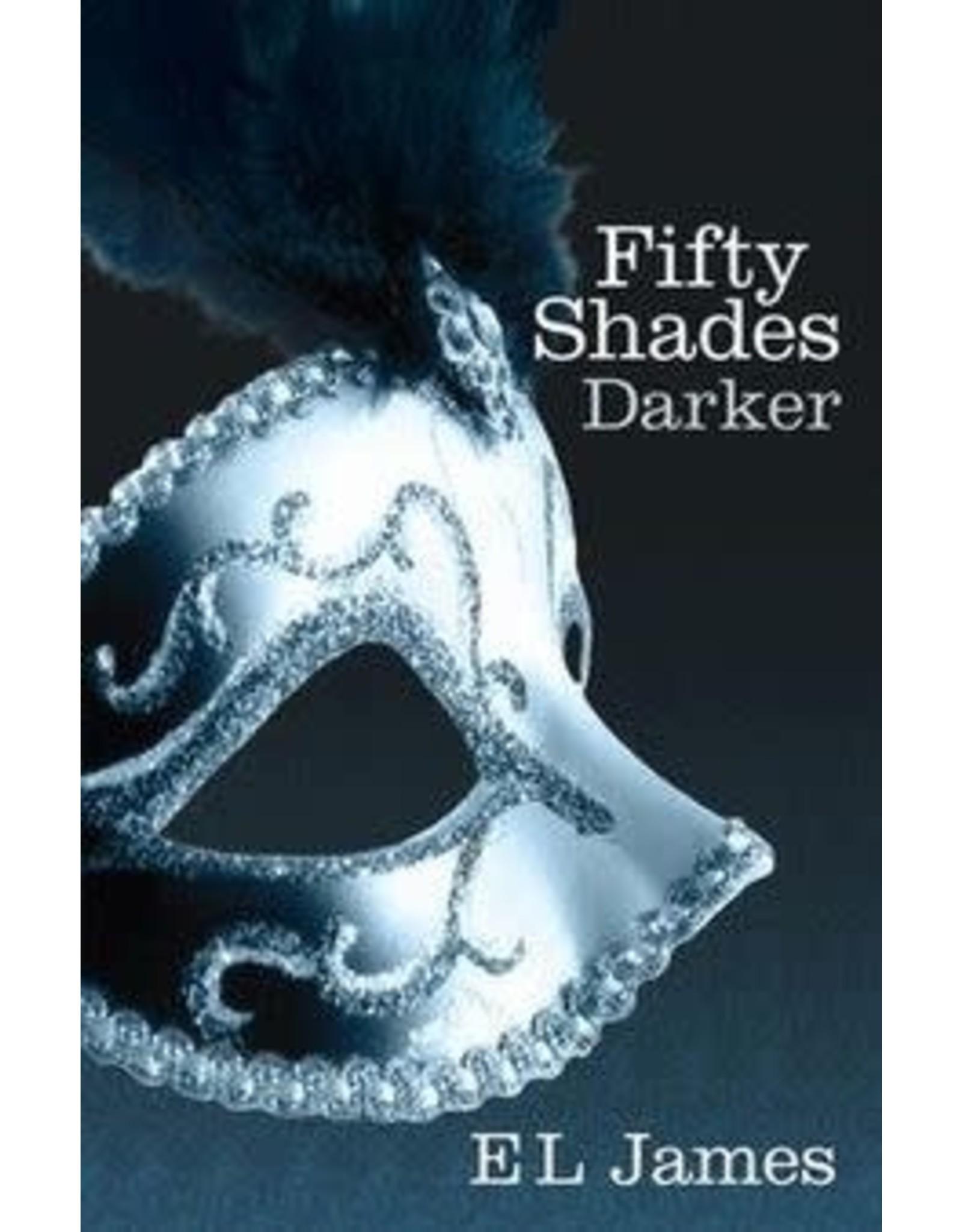 BOOK - FIFTY SHADES DARKER BOOK#2