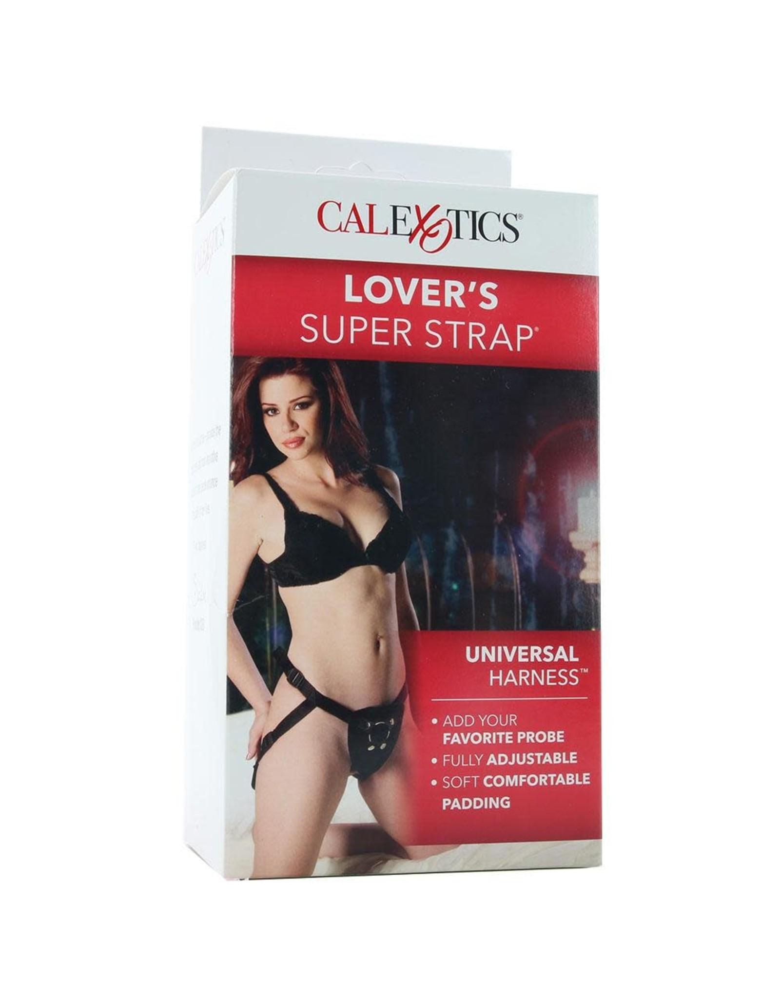 CALEXOTICS CALEXOTICS - LOVER'S SUPER STRAP - UNIVERSAL HARNESS