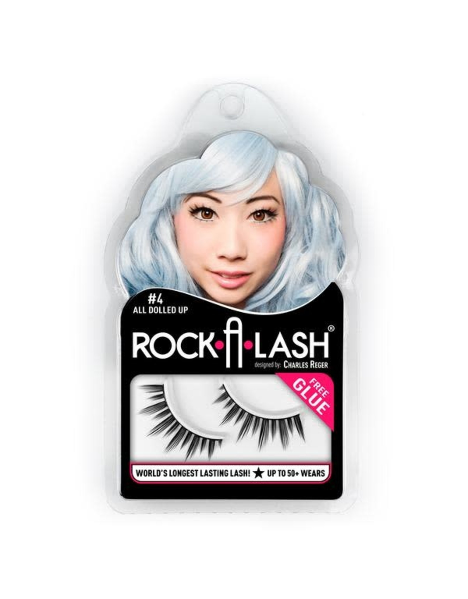 ROCK-A-LASH - ALL DOLLED UP BLACK LASH
