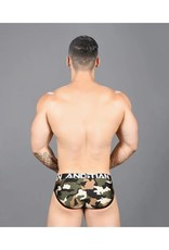 ANDREW CHRISTIAN - CAMOUFLAGE BRIEF W/ ALMOST NAKED SMALL