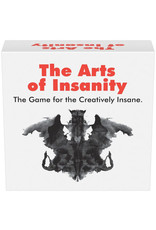 KHEPER GAMES GAME - THE ARTS OF INSANITY