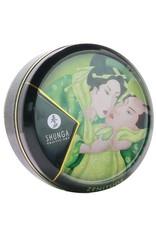 SHUNGA SHUNGA - MINI MASSAGE CANDLE - GREEN TEA