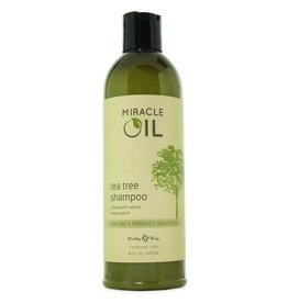 MIRACLE OIL TEA TREE SHAMPOO 16OZ