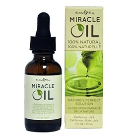 EARTHLY BODY EARTHLY BODY - MIRACLE OIL 100% NATURAL - 1OZ