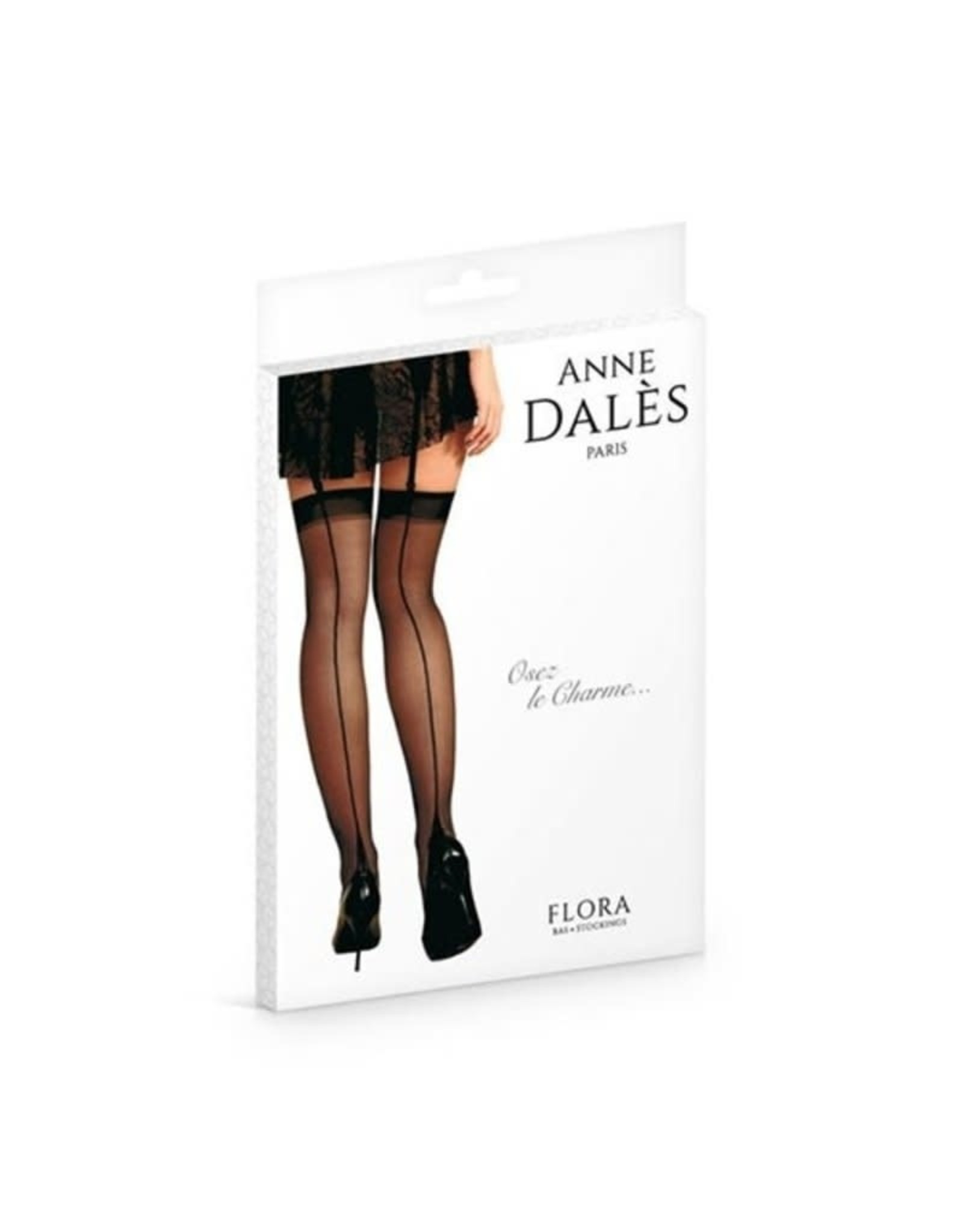 ANNE DALES - FLORA THIGH HIGH- SIZE T3