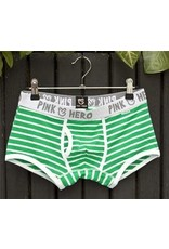 PINK HERO BOXERS GREEN - 2XL