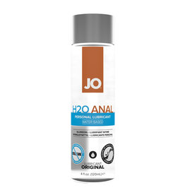 SYSTEM JO JO - H2O - ANAL LUBE - WATER BASED 4OZ