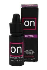 ON - ULTRA - NATURAL AROUSAL OIL 5ML