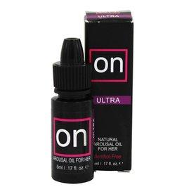 SENSUVA ON - ULTRA - NATURAL AROUSAL OIL 5ML