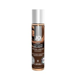 SYSTEM JO JO - H2O - FLAVOURED LUBRICANT - CHOCOLATE DELIGHT - 1 oz
