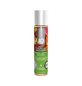 SYSTEM JO JO - H2O - FLAVOURED LUBRICANT - TROPICAL PASSION - 1 oz