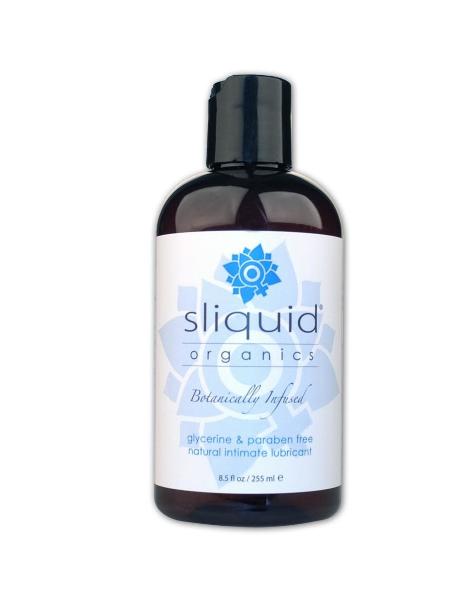 SLIQUID SLIQUID ORGANICS - NATURAL LUBRICANT - 8.5OZ/255ML