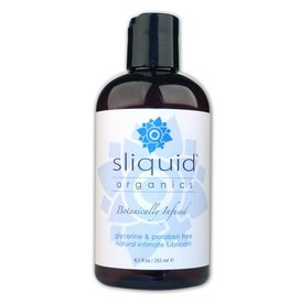 SLIQUID ORGANICS - NATURAL LUBRICANT - 8.5OZ/255ML
