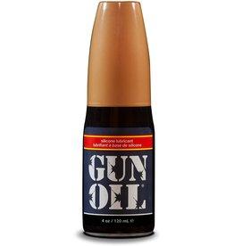 GUN OIL - SILICONE LUBE - 4 OZ