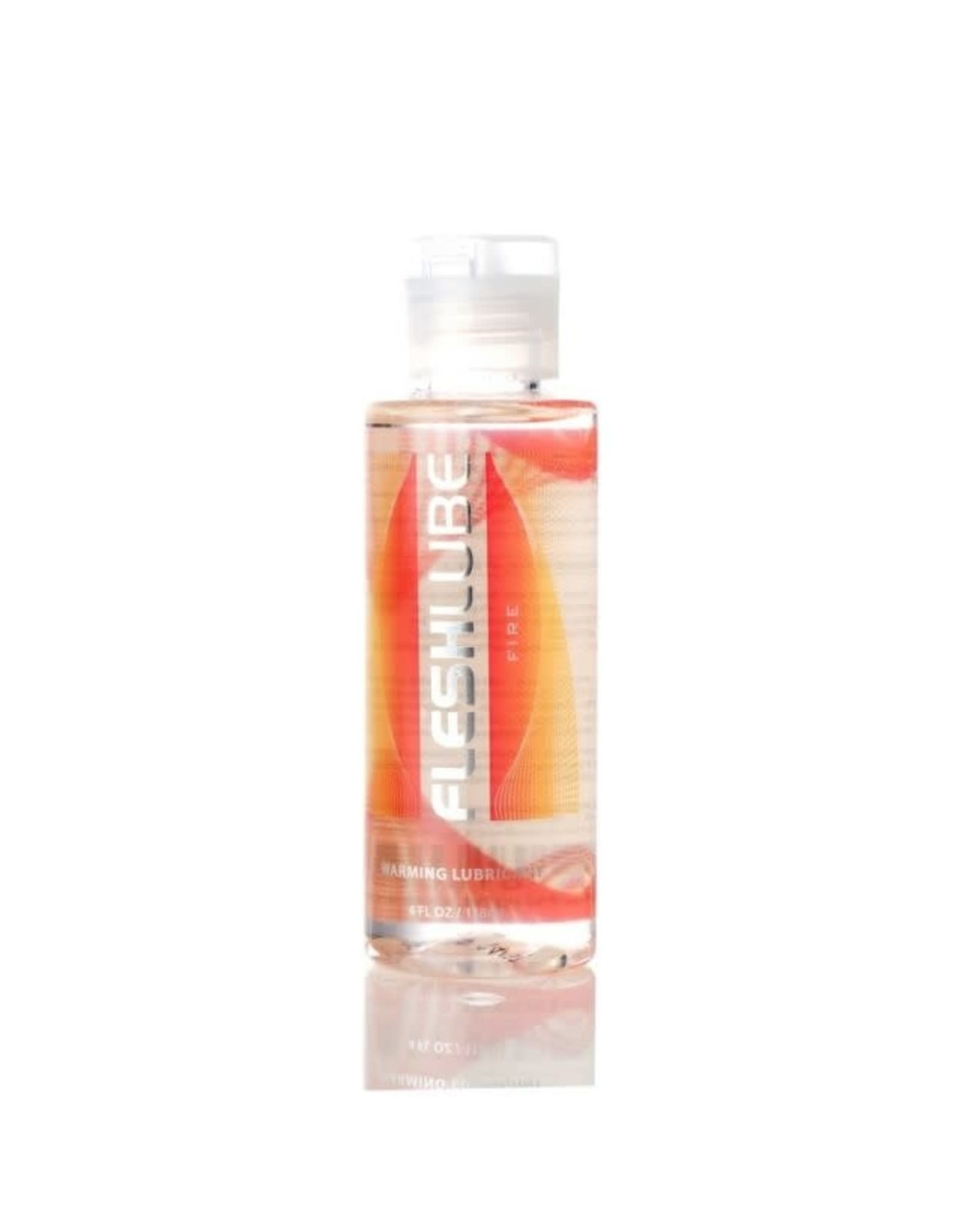 FLESH-LIGHT FLESHLIGHT - FLESHLUBE FIRE 4OZ