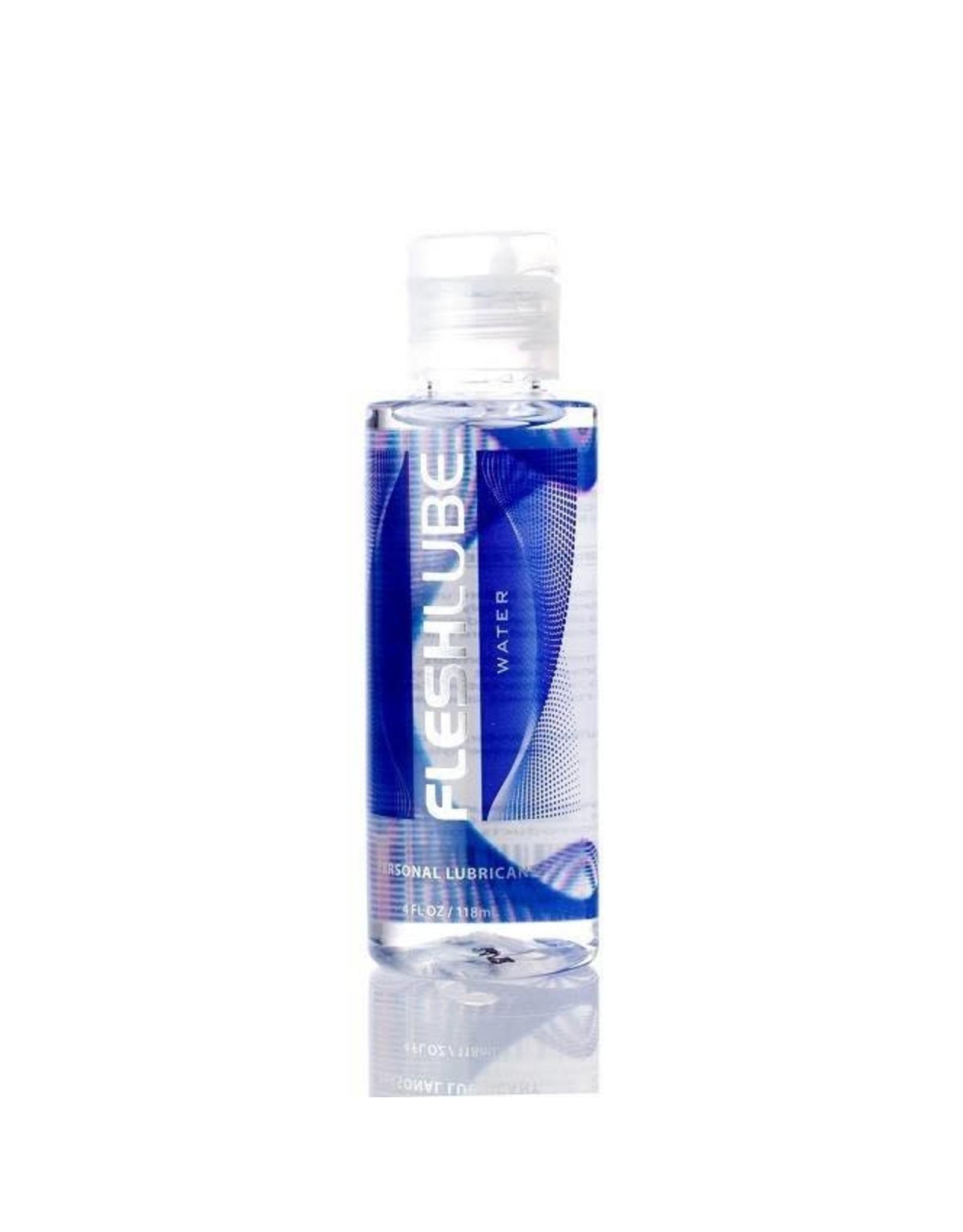 FLESH-LIGHT FLESHLIGHT - FLESHLUBE WATER 4OZ