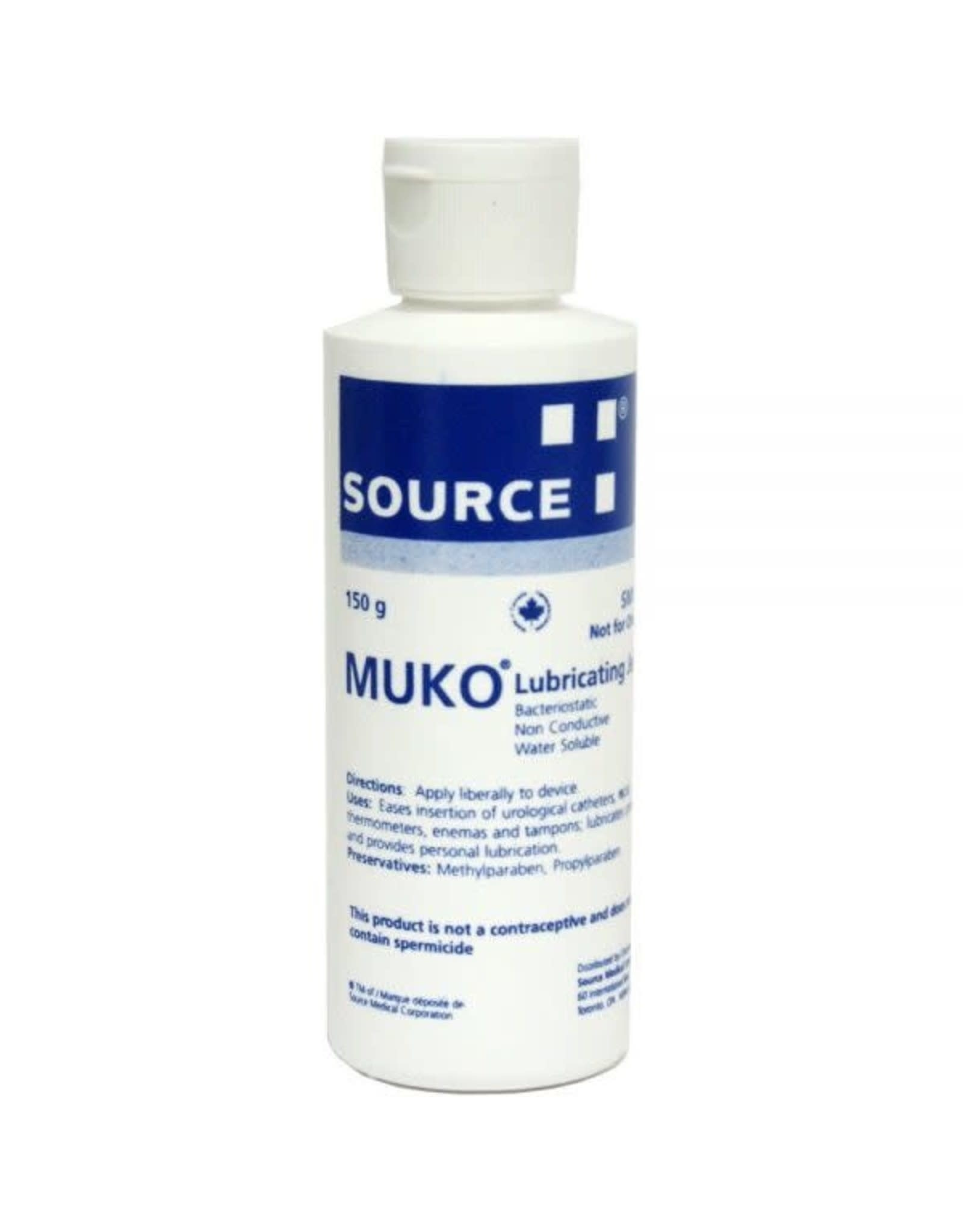 MUKO - LUBRICATING JELLY - 150G