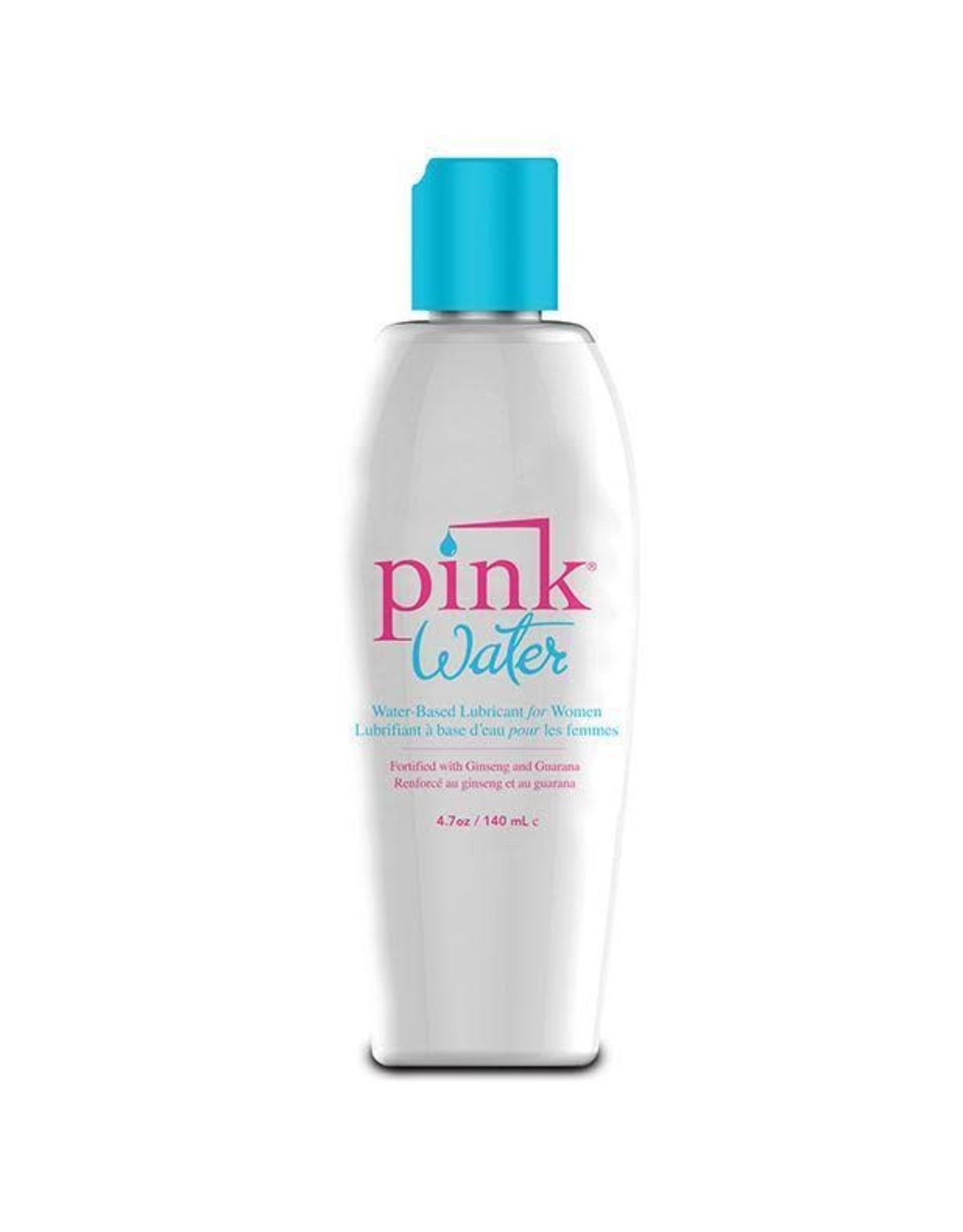 PINK - WATER BASED LUBE - 4.7OZ FLIP TOP