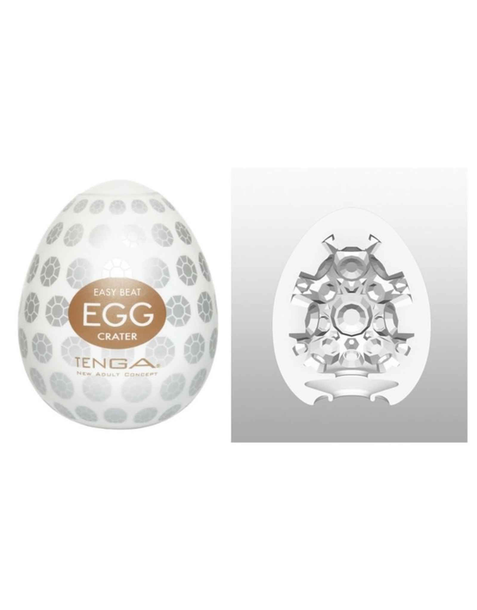 TENGA TENGA - HARD BOILED EGG - CRATER
