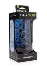 FLESH-LIGHT FLESHLIGHT - FLESHSKINS GRIP - BLUE ICE