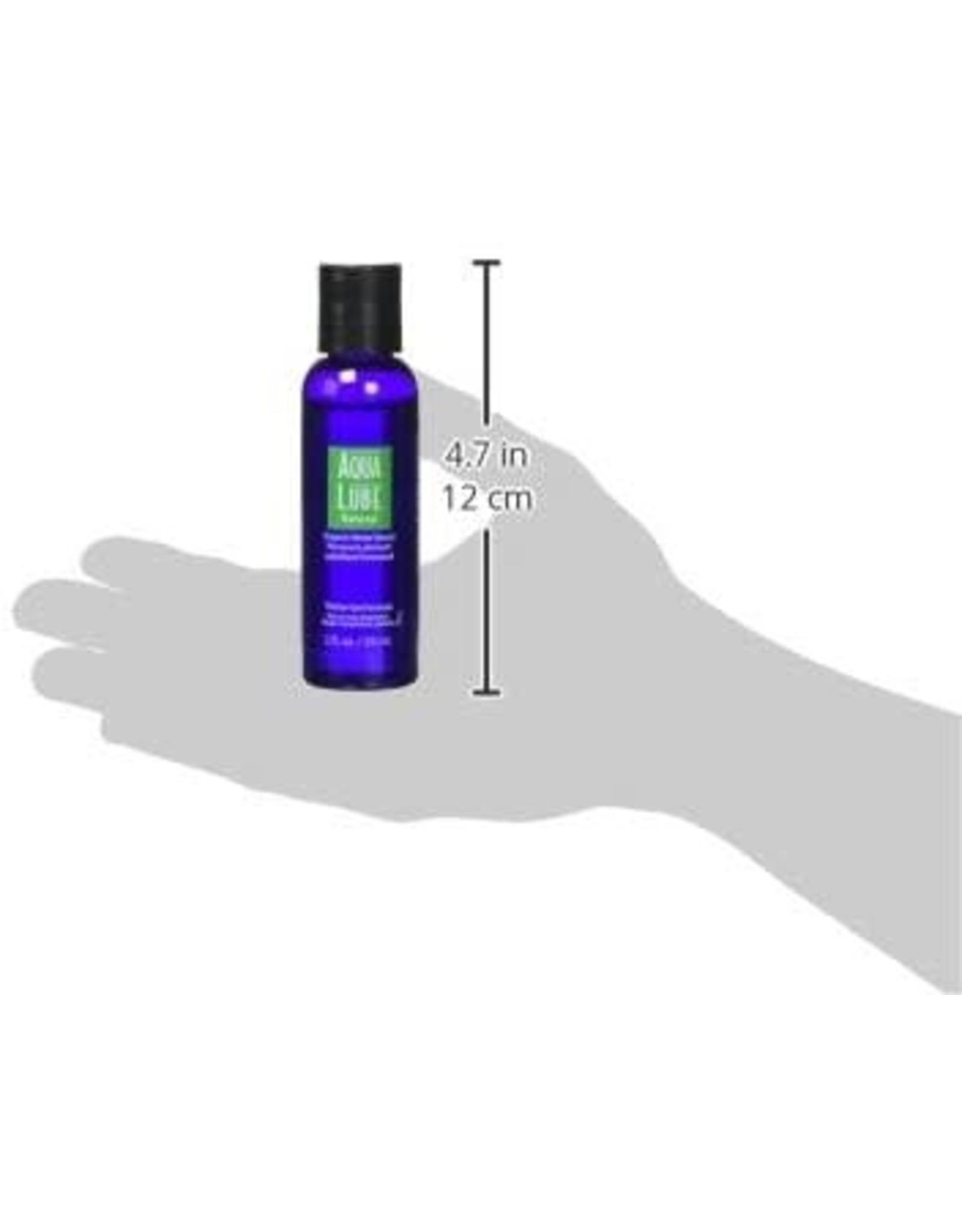 AQUA LUBE - NATURAL GEL - 4OZ