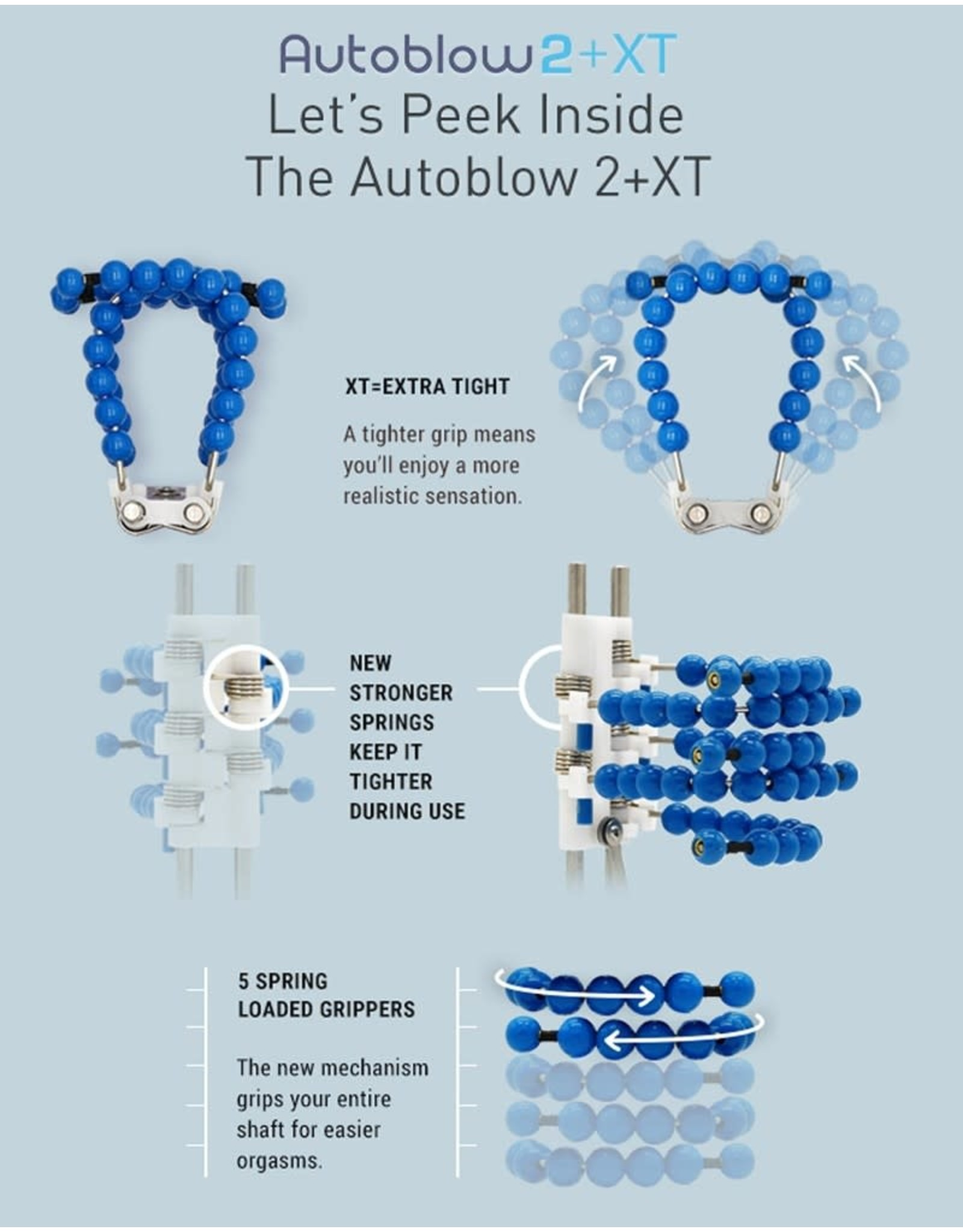 AUTOBLOW2+ - EXTRA TIGHT EDITION - SIZE B