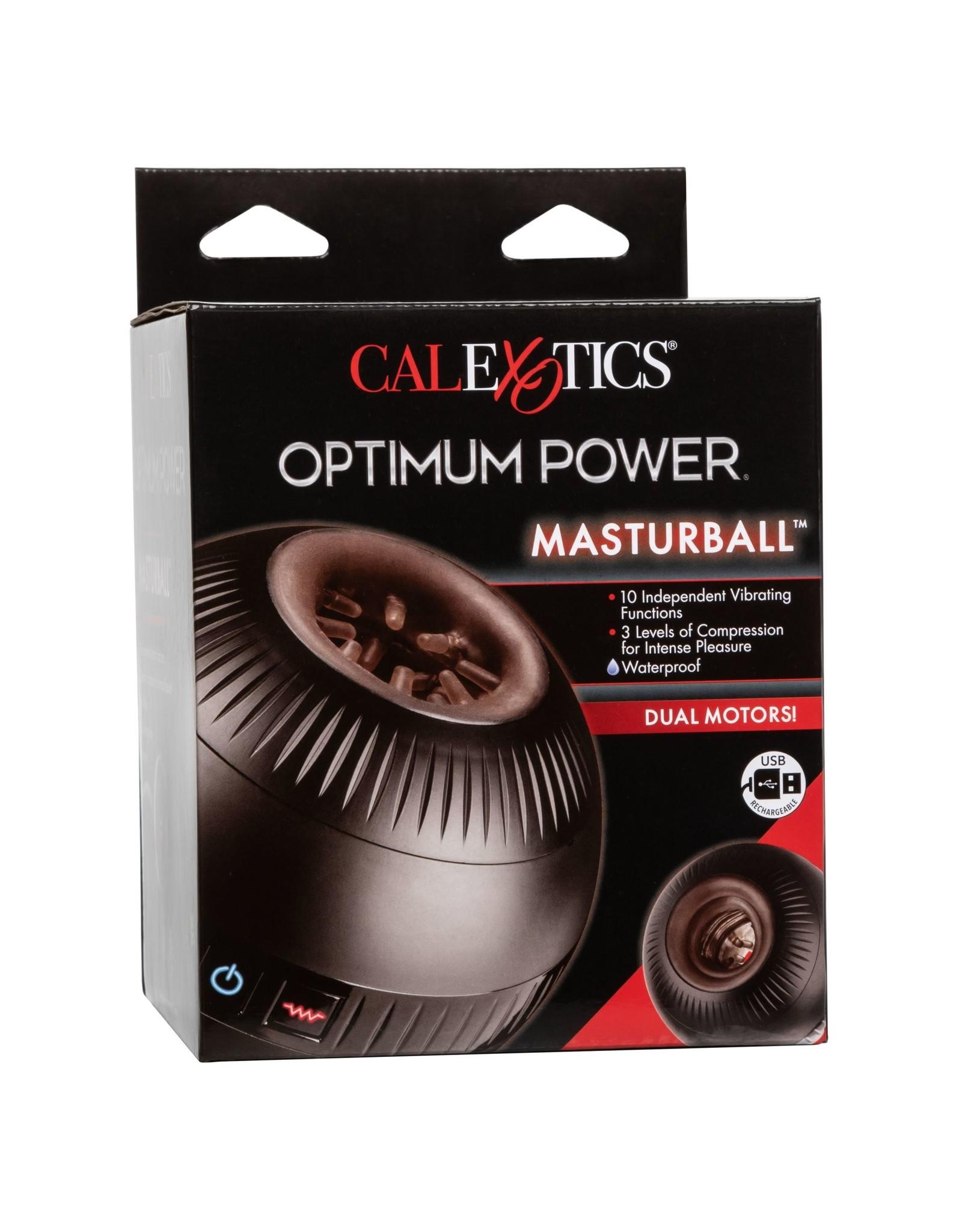 CALEXOTICS - OPTIMUM POWER - MASTURBALL