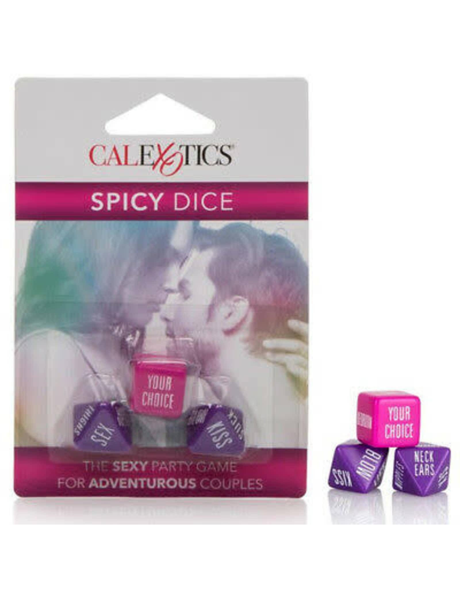CALEXOTICS SPICY DICE