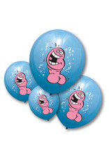 OZZE PECKER BALLOONS (6 PCS)