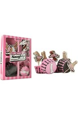 NAUGHTY CUPCAKE SET - WRAPPERS & TOPPERS
