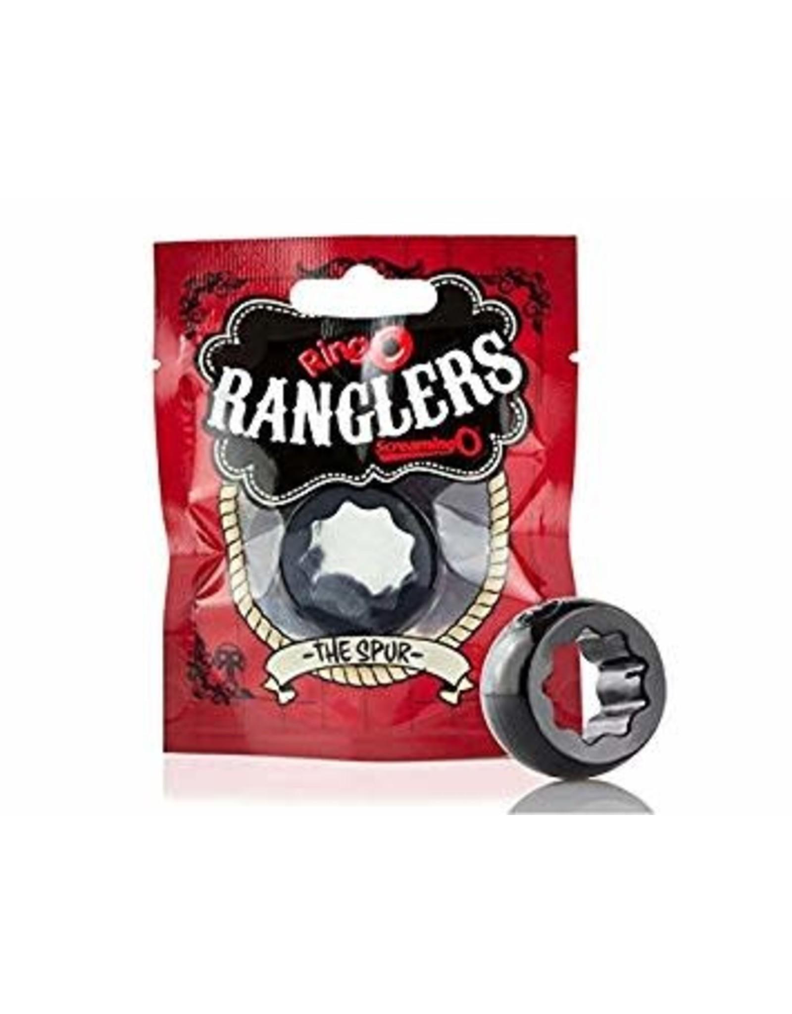 SCREAMING O - RINGO - RANGLERS COCK RING - THE SPUR