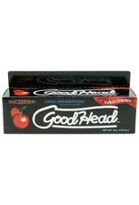 DOC JOHNSON - GOODHEAD - ORAL DELIGHT GEL - WILD CHERRY - 4OZ
