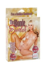 CALEXOTICS THE BLONDE STARLET BLOW UP DOLL