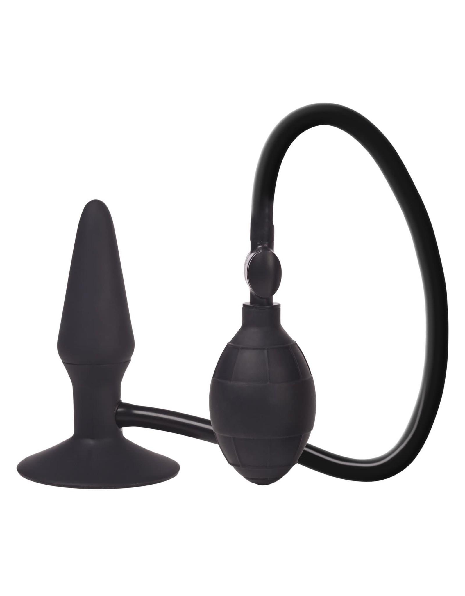 COLT CALEXOTICS - COLT - MEDIUM PUMPER PLUG - BLACK